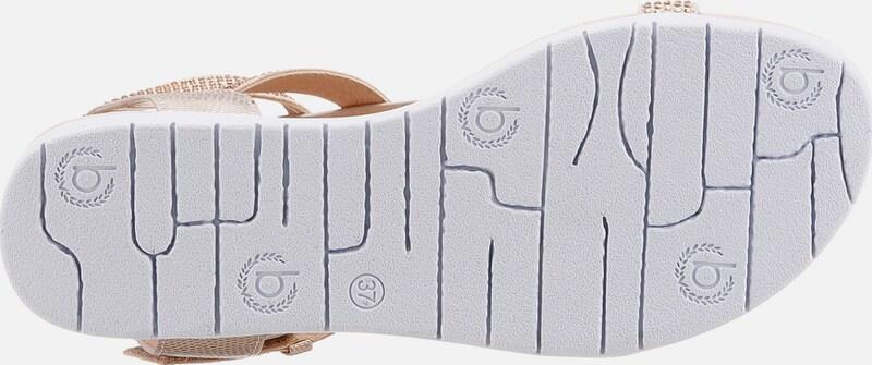 Bugatti Sandal With Semiprecious Stones