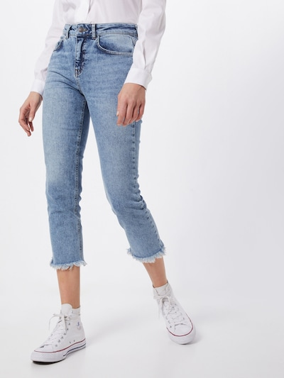 OBJECT Jeans in blue denim, Modelansicht