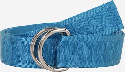 DRYKORN Gürtel 'HARNESS' in blau, Produktansicht