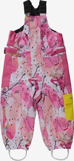ZIENER Schneehose 'Alena' in mischfarben / rosa, Produktansicht