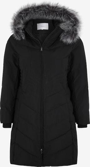 Zizzi Płaszcz zimowy 'MLUXA' w kolorze czarnym, Podgląd produktu
