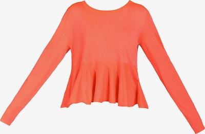 MYMO Pullover in neonorange, Produktansicht