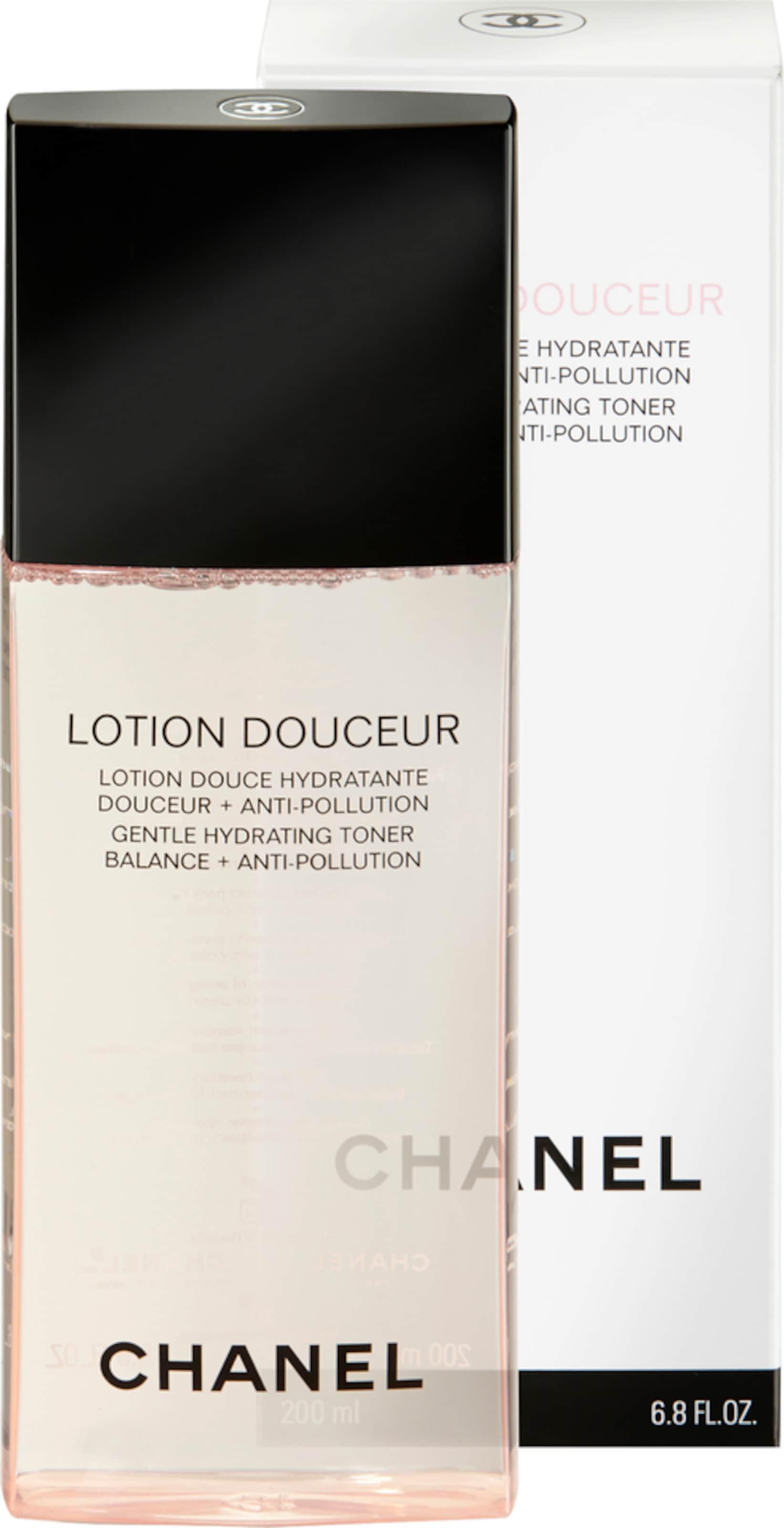 CHANEL 'Lotion Douceur' Reinigungslotion Top-Qualität Zum Verkauf OEyVAn9s6u