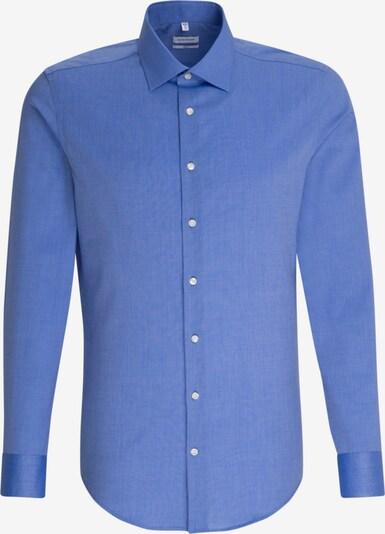SEIDENSTICKER Zakelijk overhemd in de kleur Royal blue/koningsblauw, Productweergave