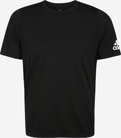 ADIDAS PERFORMANCE Freelift Geo Tee Sport-Shirt in schwarz, Produktansicht