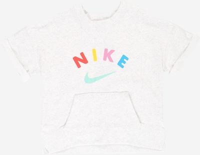 Nike Sportswear Shirt 'Crew' in beige / mischfarben, Produktansicht