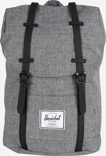Herschel Plecak w kolorze jasnoszary / czarnym, Podgląd produktu