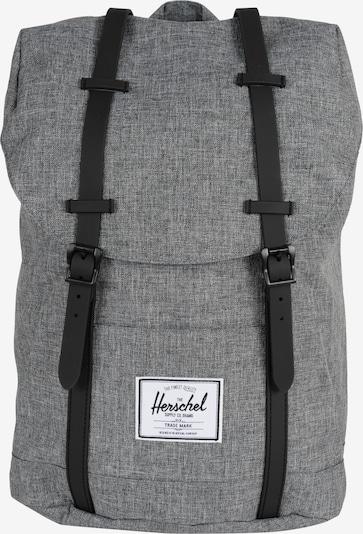 Herschel Rucksack mit Laptop-Fach 'Retreat' in grau, Produktansicht