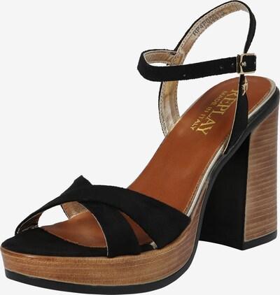 REPLAY Sandalette 'Dessin' in schwarz, Produktansicht