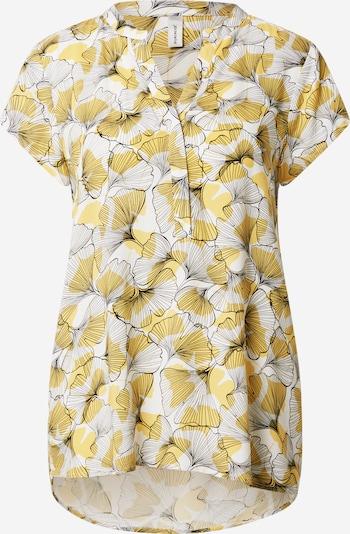 Soyaconcept Blouse 'Igitze 1' in de kleur Geel / Zwart / Wit, Productweergave