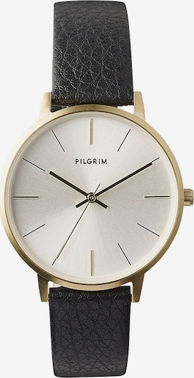 Pilgrim Analoog horloge 'Sacha' in de kleur Goud / Zwart, Productweergave