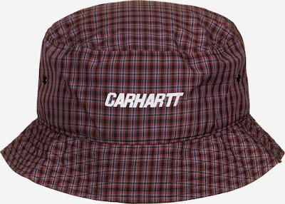 Carhartt WIP Bucket Hat ' Alistair ' in rot / schwarz, Produktansicht