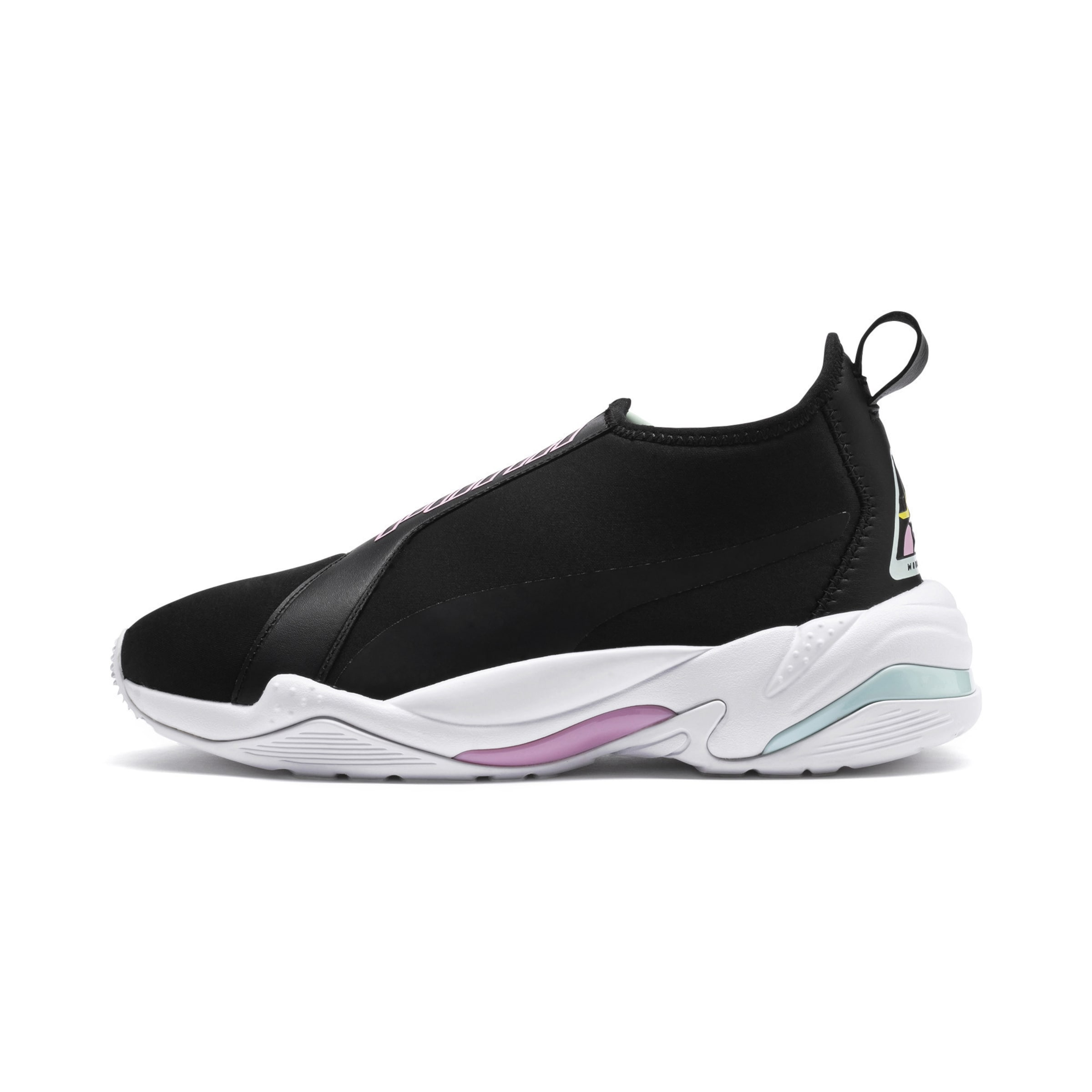 In Sneaker Tz' 'thunder Schwarz Puma MintRosa JlKcFT1