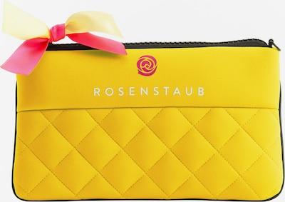 Rosenstaub Clutch Neoprene in gelb, Produktansicht