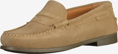 SEBAGO Slipper in brokat / honig, Produktansicht