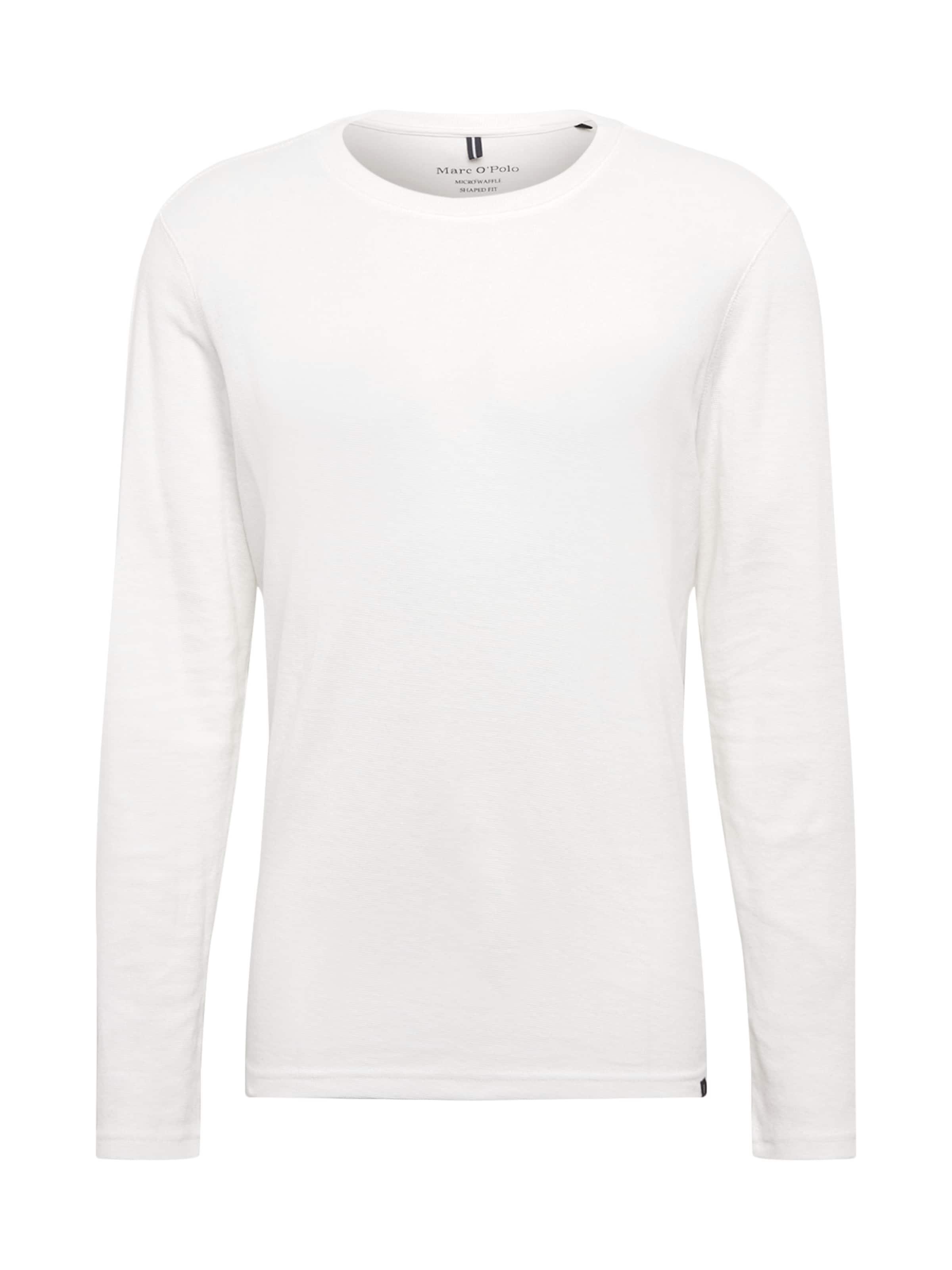 In Eierschale Marc O'polo O'polo Marc In Shirt Eierschale O'polo Shirt Shirt Marc Qrdtsh