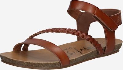 Blowfish Malibu Sandale 'GOYA' in braun, Produktansicht