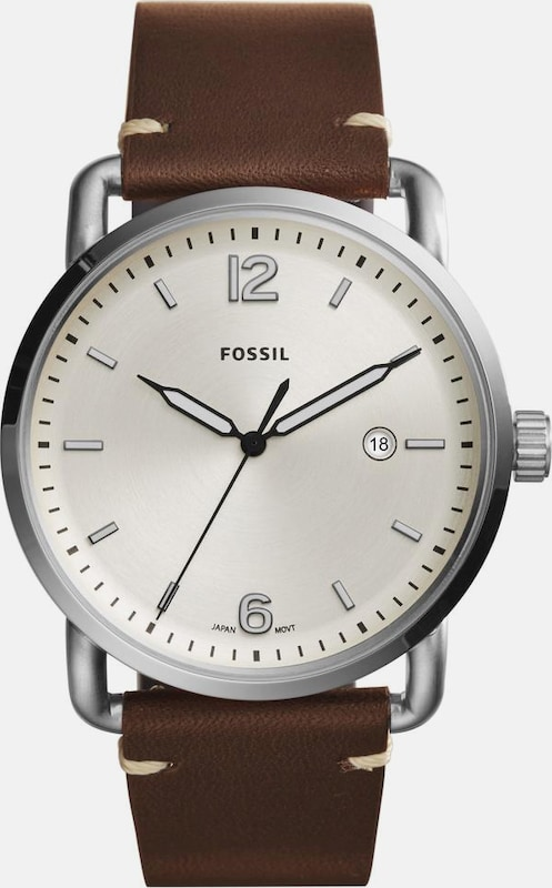 "FOSSIL Quarzuhr ""THE COMMUTER 3H DATE"""