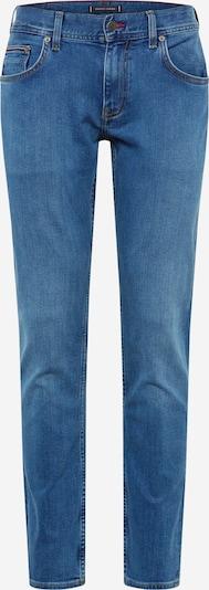 TOMMY HILFIGER Jeans 'STRAIGHT DENTON STR ALVIN BLUE' in blue denim, Produktansicht