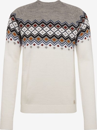 BLEND Pullover in offwhite: Frontalansicht