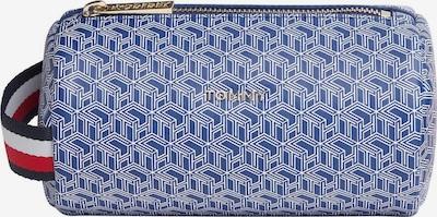 TOMMY HILFIGER Kosmetická taštička 'ICONIC' - modrá / červená / černá / bílá, Produkt