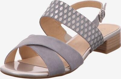 CAPRICE Sandale in blau, Produktansicht