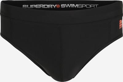 Superdry Badehose in schwarz, Produktansicht