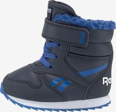 Reebok Classic Winterstiefel 'Snow Jogger' in blau / nachtblau, Produktansicht