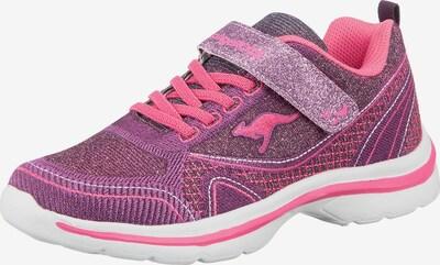 KangaROOS Sneakers Low in pink, Produktansicht