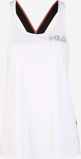 FILA Haut de sport 'ADITA' en rosé / noir / blanc, Vue avec produit