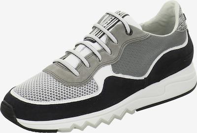 Floris van Bommel Sneaker 'Nineti' in grau / hellgrau / schwarz, Produktansicht