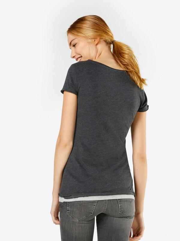 ClairFoncé Gris Urban colored' En T Classics shirt 'two WEDH29I