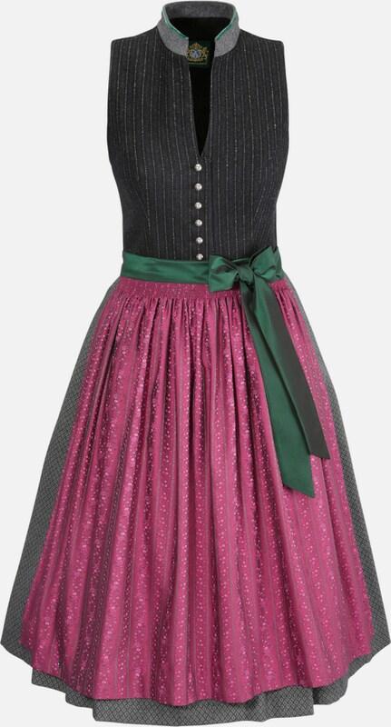 HAMMERSCHMID Dirndl in grau   grün   dunkelRosa  Markenkleidung für Männer und Frauen
