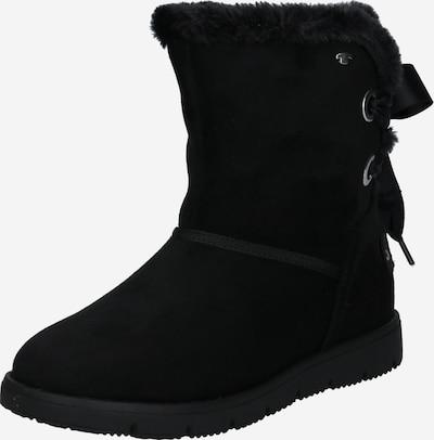 TOM TAILOR Čizme za snijeg u crna, Pregled proizvoda