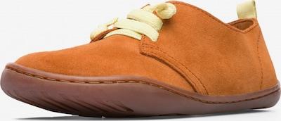 CAMPER Sneaker 'Peu' in braun / weiß, Produktansicht