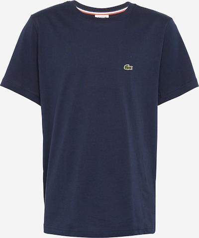 LACOSTE T-Shirt in nachtblau, Produktansicht