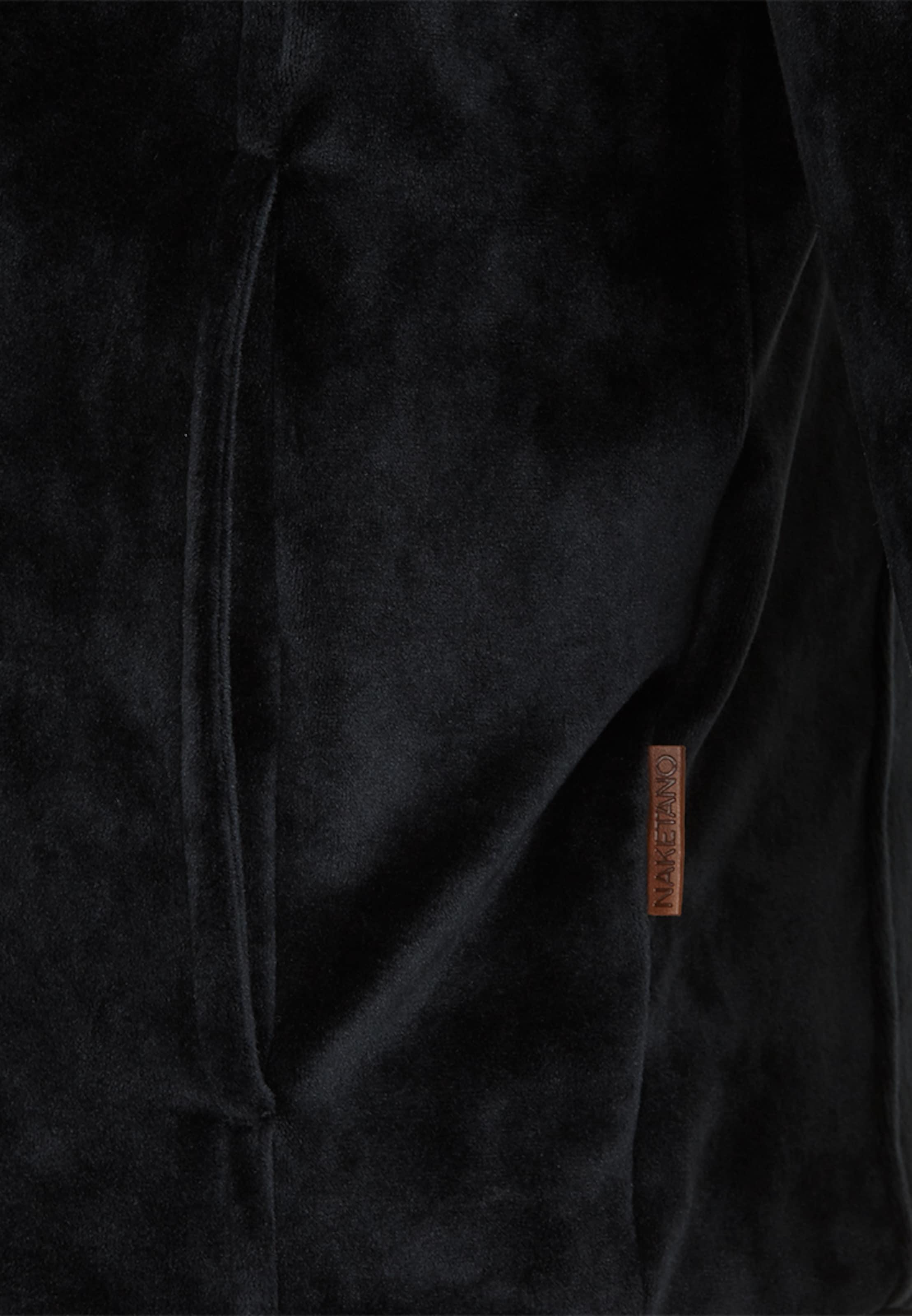 Survêtement Noir Veste En Mack' 'birol Naketano De EHYIDW29