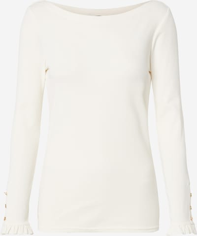 Lauren Ralph Lauren Tričko 'KAHANI' - krémová, Produkt