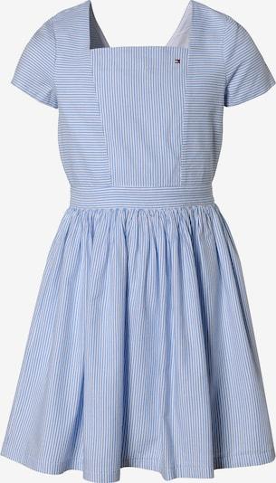 TOMMY HILFIGER Kleid in blau / weiß, Produktansicht