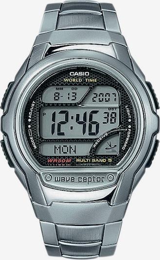 CASIO Uhr in schwarz / silber, Produktansicht