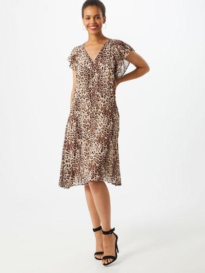 InWear Kleid 'FlorizzaI' in braun, Modelansicht