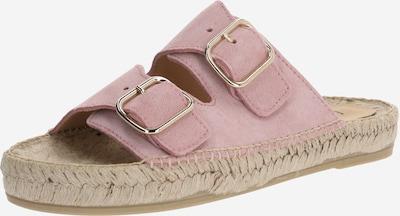 espadrij l´originale Sandale 'Claquette' in rosé, Produktansicht