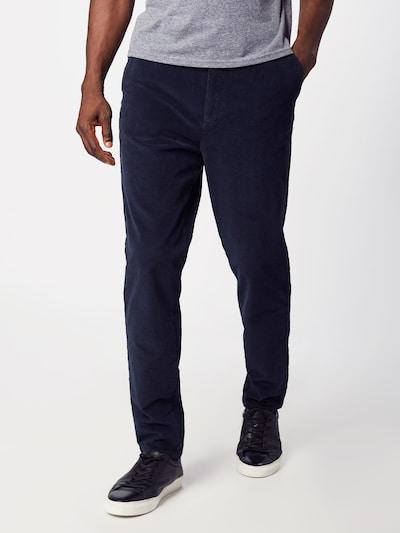 Kelnės 'Adam' iš SELECTED HOMME , spalva - tamsiai mėlyna: Vaizdas iš priekio