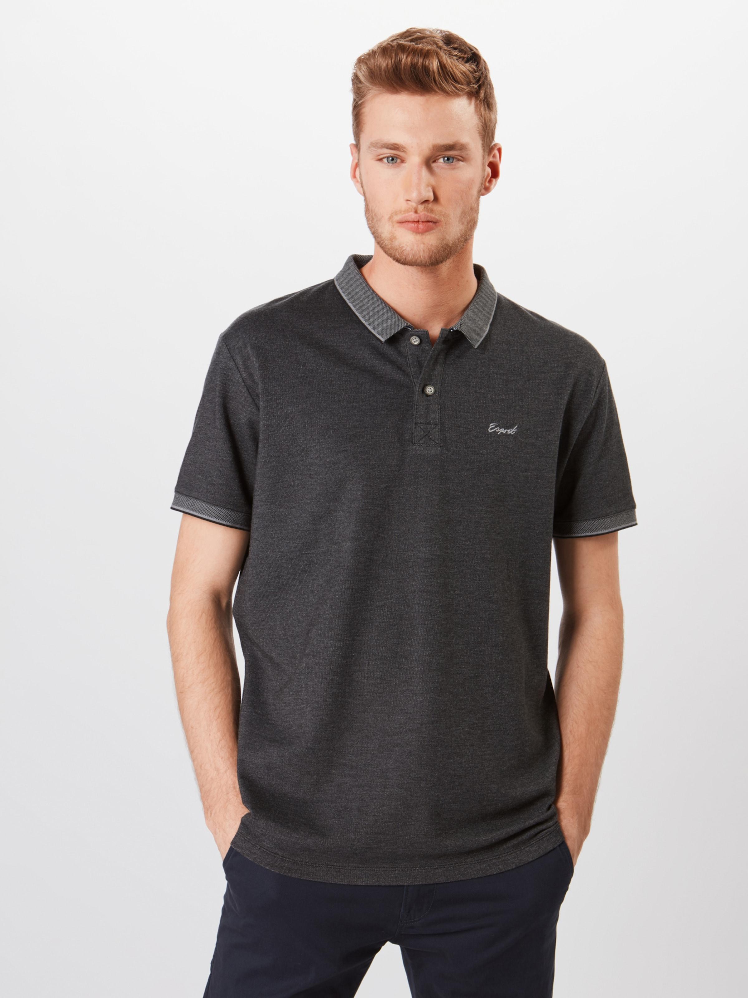 Esprit T Esprit En En Noir shirt shirt T uOkXiPZ