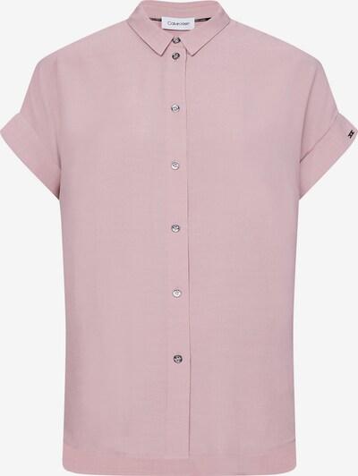 Calvin Klein Bluse in pastellpink, Produktansicht