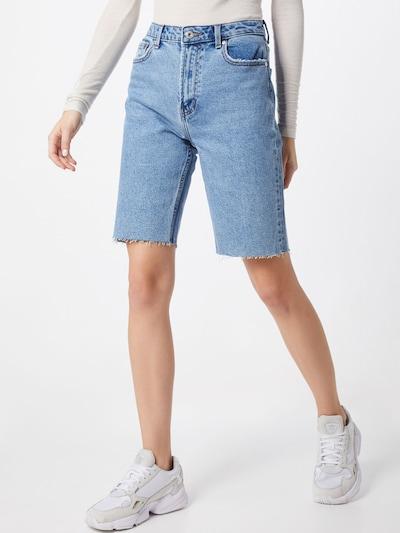 ONLY Jeans 'EMILY' in blau / blue denim: Frontalansicht