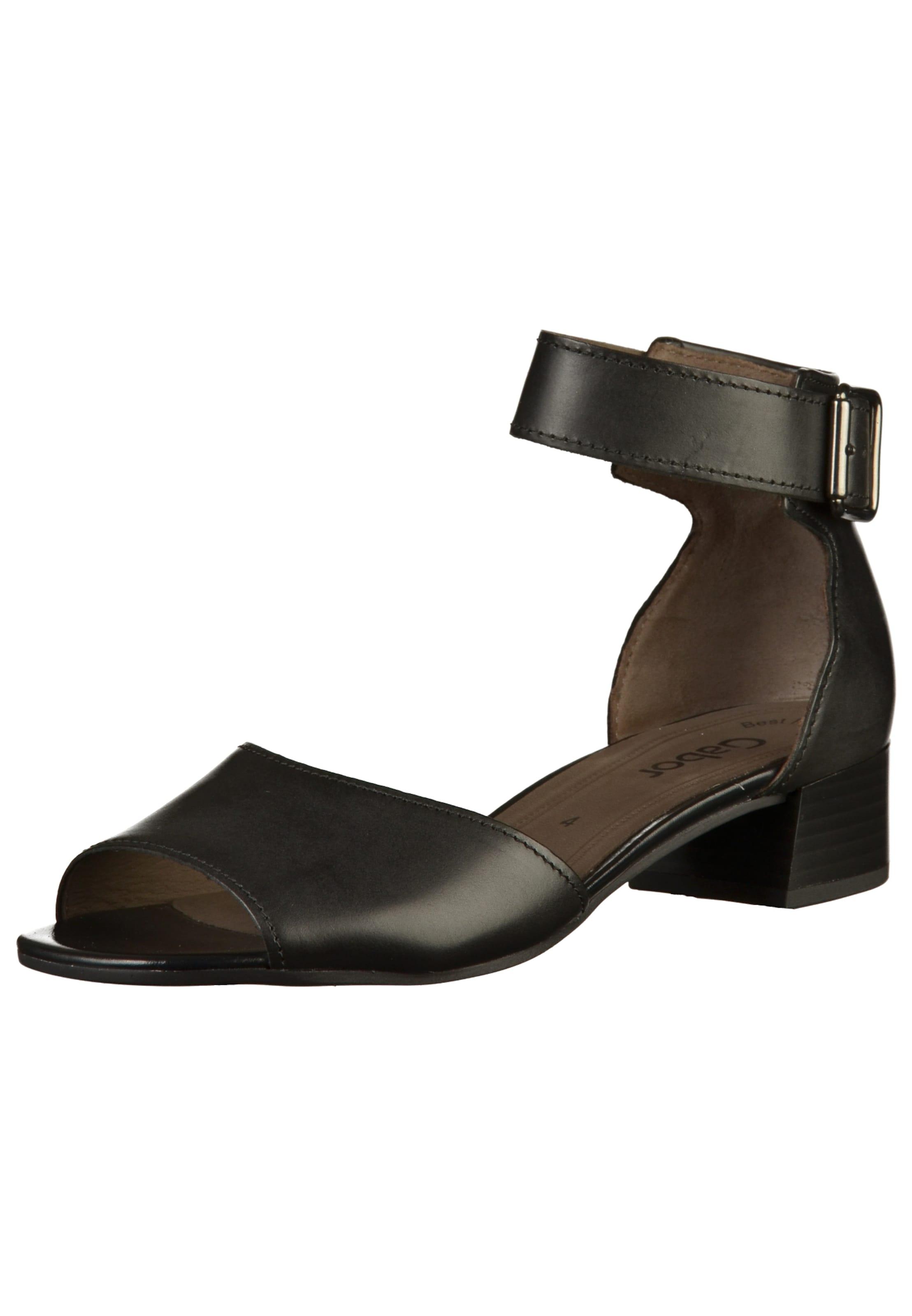 Haltbare Mode Sandalen billige Schuhe GABOR | Sandalen Mode Schuhe Gut getragene Schuhe e44688