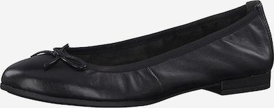 TAMARIS Ballerinas in schwarz, Produktansicht