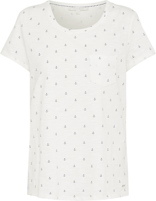 TOM TAILOR DENIM T-Shirt mit Print