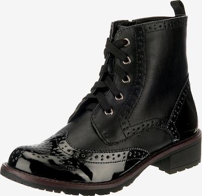 UNLIMITED Stiefelette in schwarz, Produktansicht